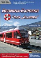 Bernina Express Plus-Pack Allegra