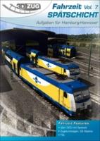 Fahrzeit V.7 Metronom Spätschicht