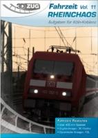 "Fahrzeit Vol.11 ""RHEINCHAOS"""