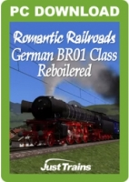 Romantic Railroads BR01