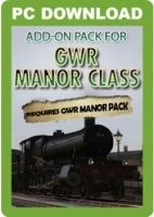 Add-on Pack GWR Manor Class