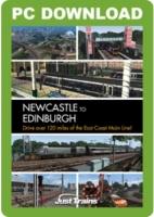 Newcastle to Edinburgh