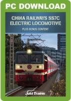 SS7C Electric Locomotive