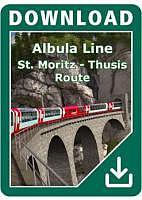 Albula Linie: St. Moritz - Thusis