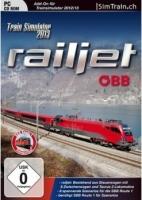ÖBB Railjet TS2018