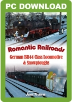 Romantic Railroads BR44