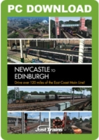 Newcastle to Edinburgh