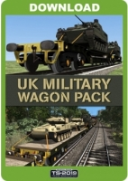 UK Military Wagon Pack