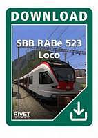 RABe 523 FLIRT