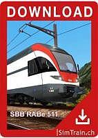 SBB RABe 511