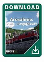 Arosa Linie für TSW2